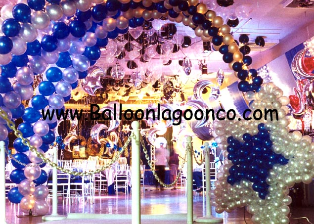 Impressive Prom Decorations with Balloons 635 x 453 · 114 kB · jpeg