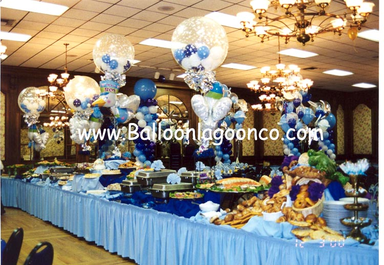 Party favors ideas balloon decorations los angeles for Balloon decoration los angeles