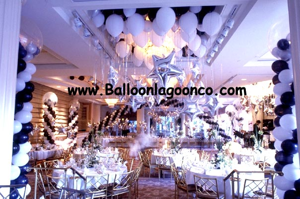 Balloon Lagoon Special Event Decorations