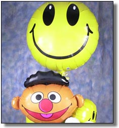 Kids Character Balloons