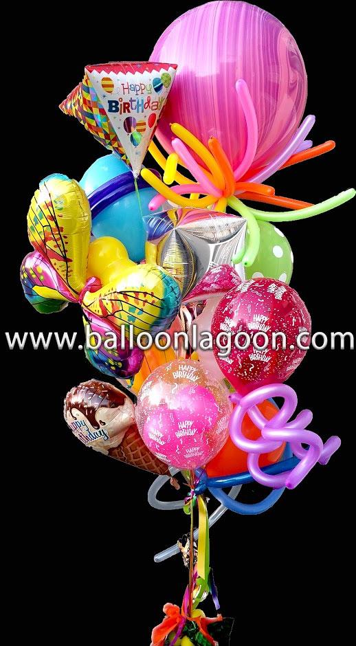 Fantastic Festive Fun Balloons